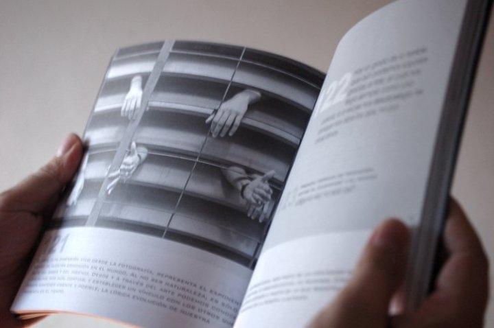 Foto tomada por Andrés Cerceau del libro de Baquero